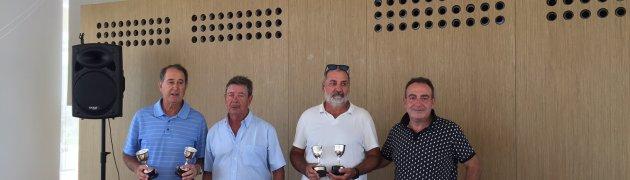 Equipo ganador- Alejandro Muñoz y Javier Miragall