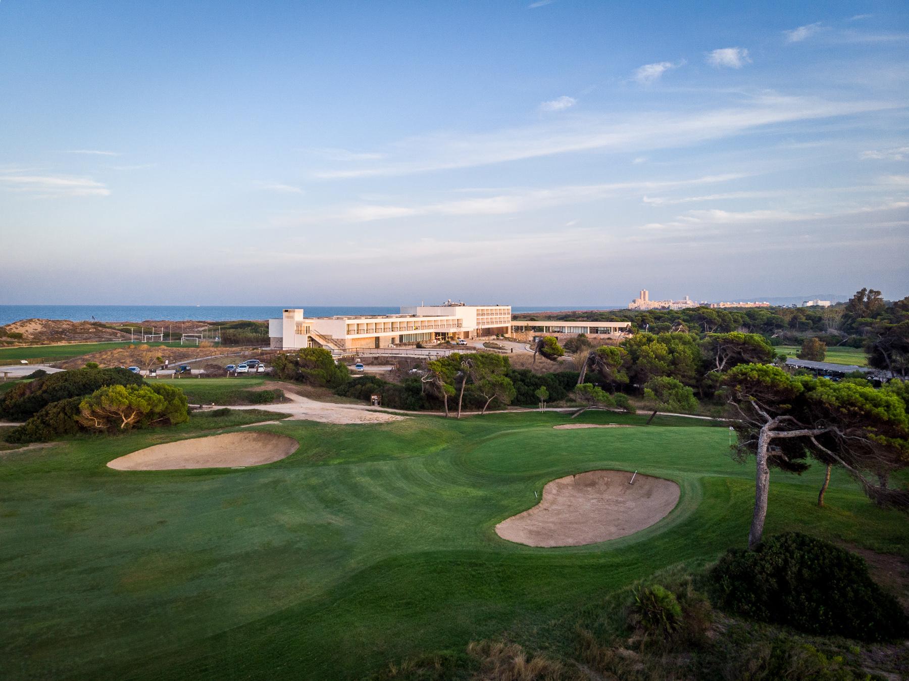Golf El Saler.