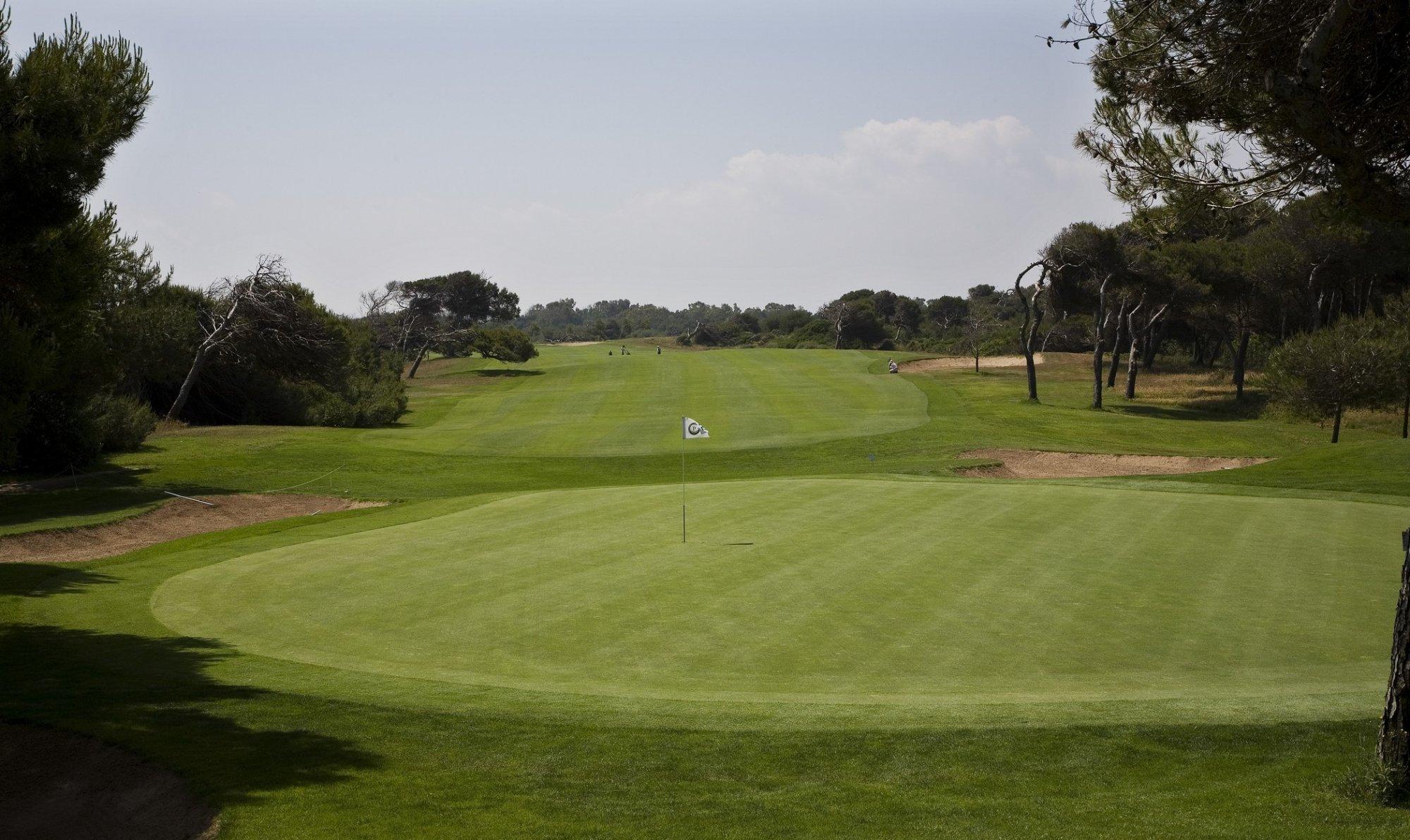 Parador de El Saler Campo de Golf